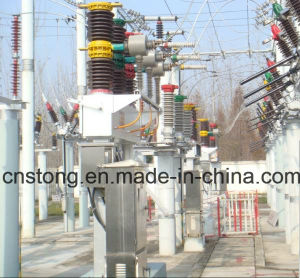Stong Zw7-40.5 Type 40.5 Kv Outdoor High Voltage Vacuum Circuit Breaker Switch pictures & photos