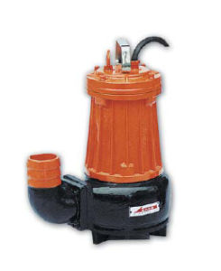 Submersible Sewage Pump with Cutter (AS75-2) pictures & photos