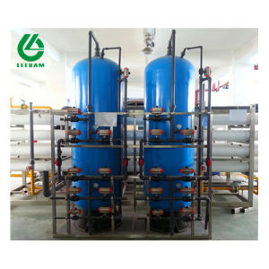 Wastewater Treatment Automatic Ion Exchange Equipment