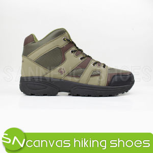 Sport Shoes with PVC Outsole Injection (SNW-01064) pictures & photos