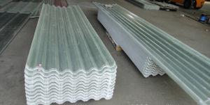 FRP Corrugated Skylight Sheet, Fiberglass Corrugated Tile pictures & photos