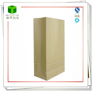 Customized Chemical Raw Material Square Bottom Paper Bag pictures & photos