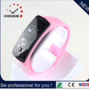 2017 Hot Sale Fashion Charm Rectangular LED Watch (DC-902) pictures & photos