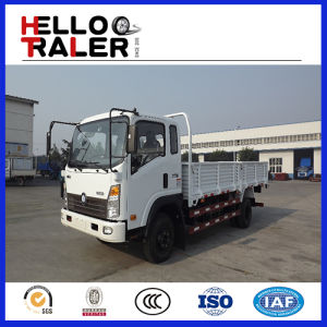 8 Ton 4X2 Diesel Mini Tipper Truck pictures & photos