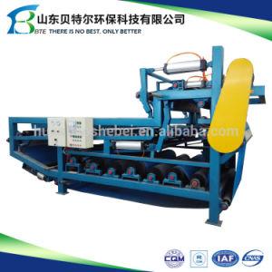 Sludge Dewatering Equipment Belt Filter Press pictures & photos