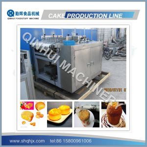 Full Automatic Custard/Cup Cake Making Machine pictures & photos