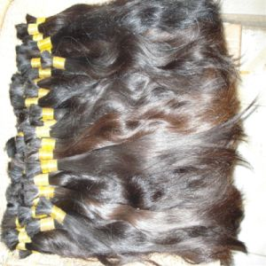 100% Brazilian Malaysian Peruvian and Indian Remy Human Hair Bulk