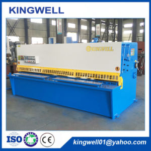 High Quality CE China Metal Plate Shearing Machine (QC12Y-4X2500) pictures & photos