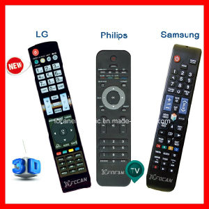 LCD LED 3D HD TV Remote Control for TV TCL, Samsung, Sharp, LG, Toshiba, Philips, Panasonic, Hitachi, SANYO, Sony etc. pictures & photos