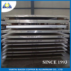 Quenched Aluminum Mould Plate 6082 T651 pictures & photos