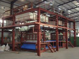 Nonwoven Production Line Ss 4200mm pictures & photos