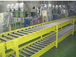 Assembly Line 1 of Logistics Roller Conveyor pictures & photos