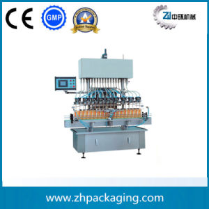 Zh-Ff Anticorrosive Straight Line Type Filling Machine pictures & photos