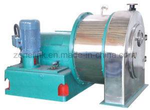 CIP Continuous Discharge Two Stage Pusher Centrifuge for Sodium Chloride pictures & photos