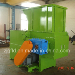 New Single Shaft Recycling Plastic Shredder Machine pictures & photos