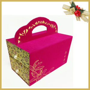 Customized Size China Manufacturer Gift Box Drawer Box