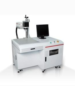 Fiber Laser Marking Machine Laser Marker with Ce ISO SGS pictures & photos