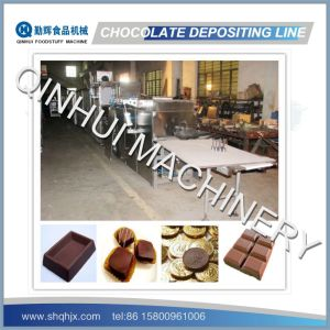 Depositing Type Chocolate Production Line pictures & photos