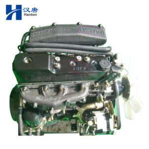 Isuzu 4JB1 diesel motor engine for truck bus forklift machinery wheel loader pictures & photos
