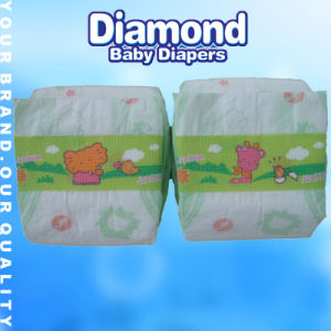 Disposable Baby Diaper With High Absorption pictures & photos
