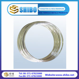 High Purity of High Class of Pure Tungsten Wires with Good Quality pictures & photos