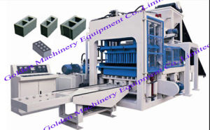 Qtf4-15 Full Automatic Fly Ash Cement Brick Block Making Machine pictures & photos
