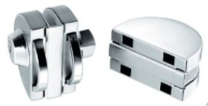 Stainless Steel Glass Door Lock (GDL-19) pictures & photos