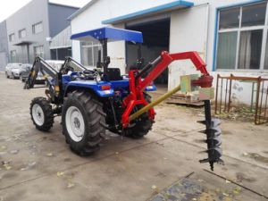 Tractor Power Hole Digging Machine pictures & photos