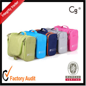 Hot Sale Fashion Camping Travel Hanging Cosmetic Bag pictures & photos