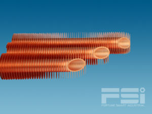 High Copper Finned Tube 806 pictures & photos
