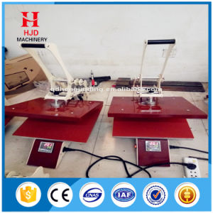 Easy Use Manual High Pressure Heat Press Machine pictures & photos