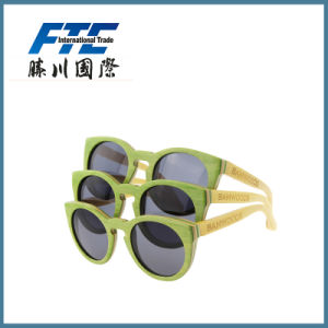 2016 New Products Wood Bamboo Sun Glasses pictures & photos