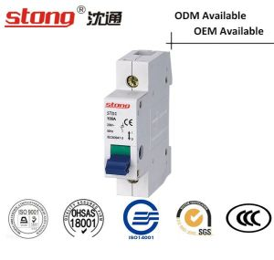 Std1 LV Insolating Switch Mini Circuit Breaker Loop Protection pictures & photos