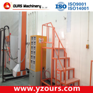 Electrostatic Powder Recovery Powde Spray Booth/Cabinet pictures & photos