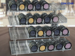 Acrylic Eye Shadow Counter Display Stands (CSW-CD68)