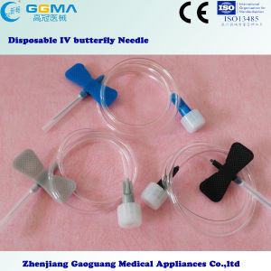 Medical Disposable Scalp Vein Set/Butterfly Needle/IV Needle pictures & photos