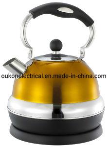 Kitchen Electric Kettle in Gold Enrod 2 Liter (OULT-0825C)