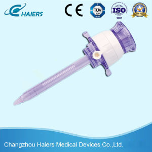 Disposable Medical Trocar for Endoscopic Surgery pictures & photos