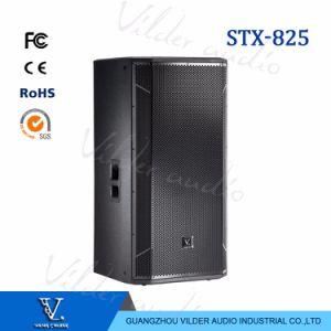 Stx825 Professional Audio Dual 15inch 2-Way Full Range Speaker pictures & photos