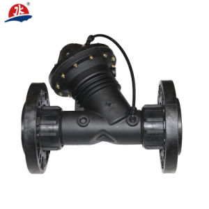 """2"""" Dn50 2inch Y Pattern Diaphragm Valves Thermoplastic Body and Cap"""