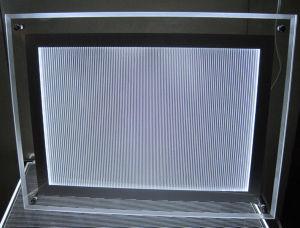 Table Top LED Lighting Photo Frame