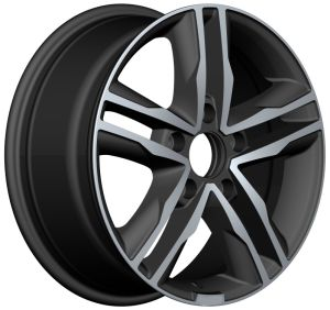 Alloy Wheel for Car (ZW-P424)
