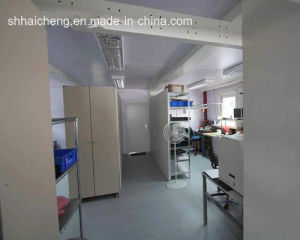 Flat Pack Modular Office Container with Wide Window (shs-fp-office112) pictures & photos