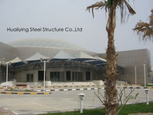 Space Frame Entrance/Space Frame Canopy/Space Frame Truess/Space Frame System pictures & photos