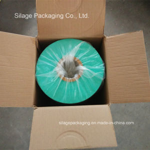 Green Baler Wrap Film for Silage Packing pictures & photos