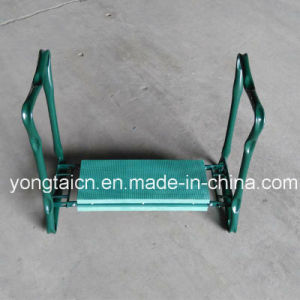 Green Folding Garden Kneeler Bench pictures & photos