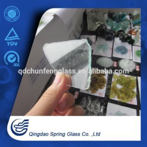 Credible Supplier Broken Glass Chips pictures & photos