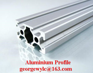ISO 9001 Anozided Extrusion Aluminium Profiles for Window and Door pictures & photos