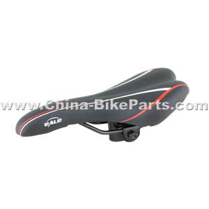 Hot Selling Black Saddle for Bicycle pictures & photos