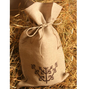 Embroidery Vintage Customized Bread Bag pictures & photos